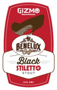 Black Stiletto Coffee Stout