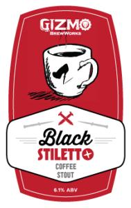 Black Stiletto Coffee Stout