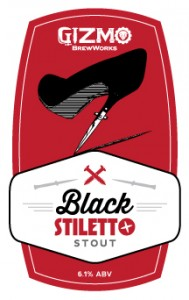 Black Stiletto Stout